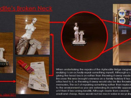 Aphrodite's Broken Neck: Peter Kyprianou