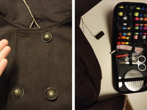 Replacing a Button, Yuchen Luo/Trafalgar